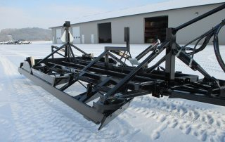 Snow Groomer for Sale - 8ft With Wing